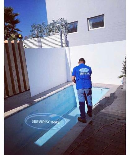 mantencion y reparación de piscinas