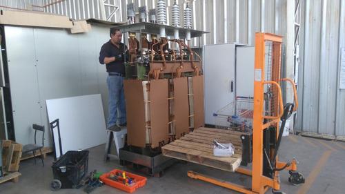 mantencion y reparación de transformadores