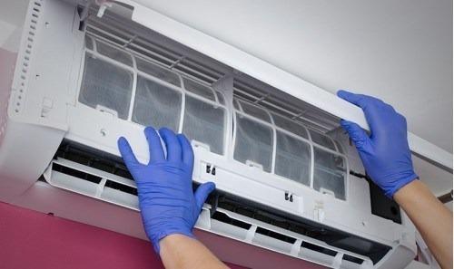 mantenciones de  equipos de aire acondicionado de todo tipo