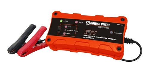 mantenedor cargador bateria automatico 12v dowen pagio