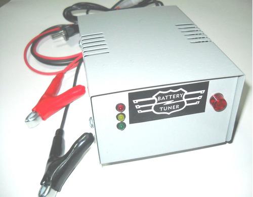 mantenedor cargador grupo electrogeno bateria 24v 4a autom.