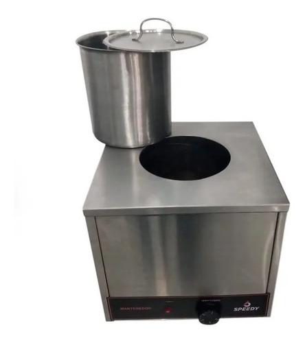 mantenedor de salsas calientes chocolatero 1 cilindro speedy