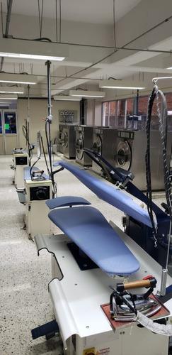 mantenimiento a equipos de lavandería industriales