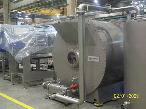 mantenimiento a equipos para elaboración de chocolates