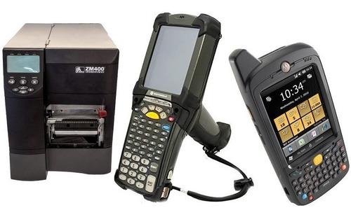 mantenimiento a impresoras de etiquetas y terminales moviles