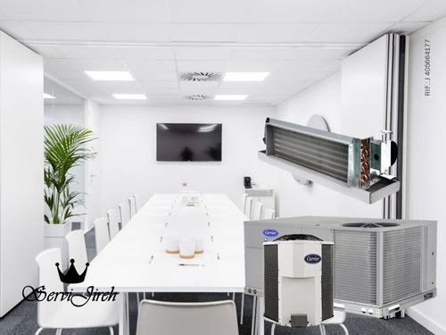 mantenimiento aire acondicionado central fancoil hasta 5ton