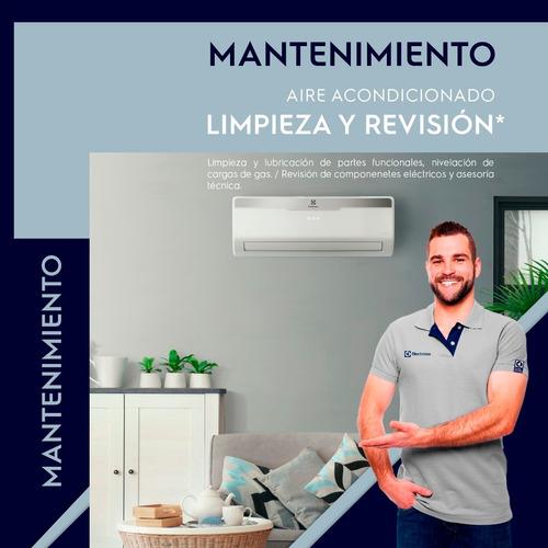 mantenimiento aire acondicionado inverter / on-off