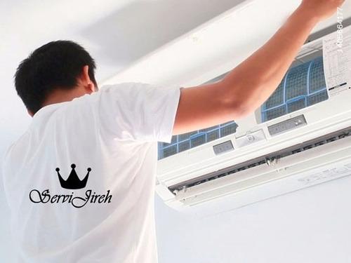 mantenimiento aire acondicionado split ventana portail  3t
