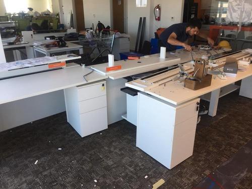 mantenimiento, armado y montaje de mobiliario