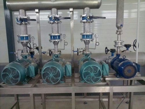 mantenimiento bombas de agua - presión constante