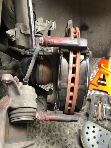 mantenimiento completo de frenos