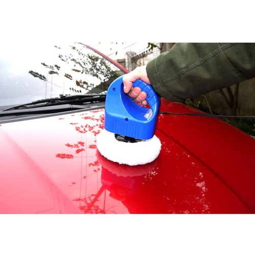mantenimiento cuidado polishing maquina 12v 40w tools rojo