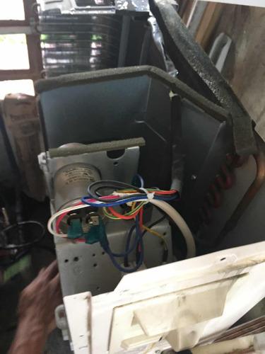mantenimiento de aire acondicionado