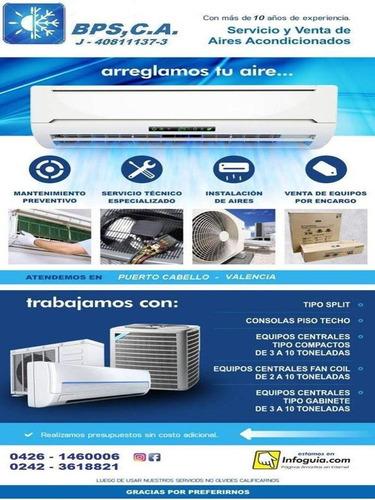 mantenimiento de aire acondicionado naguanagua