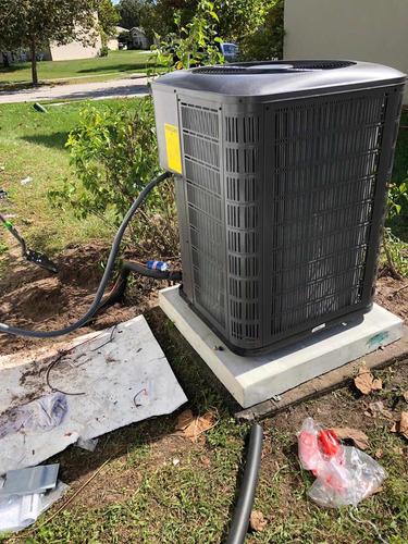 mantenimiento de aires acondicionados y neveras