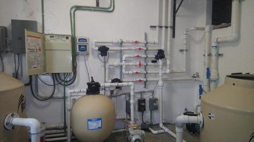 mantenimiento de albercas,instalacion de equipos y asesoria.