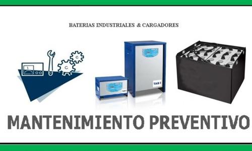 mantenimiento de baterias