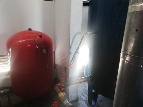 mantenimiento de calefon servicio técnico