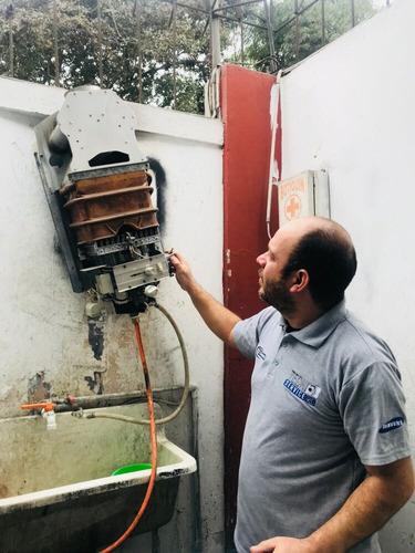 mantenimiento de cocinas y termas klimatic surco la molina