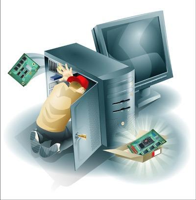mantenimiento de computador