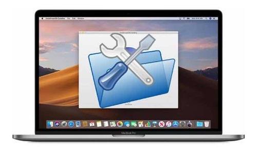 mantenimiento de computadoras en mac y windows