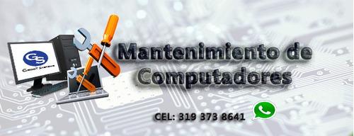 mantenimiento de computadores en ibague