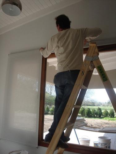 mantenimiento de cortinas,rollers,persianas,estores,etc.