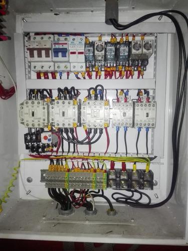 mantenimiento de elevadores de autos, hornos y traccionador
