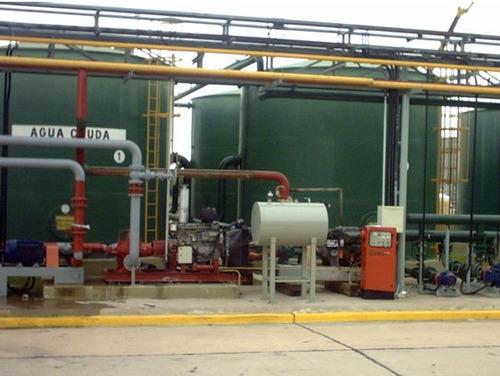 mantenimiento de equipos contra incendio y presurizacion