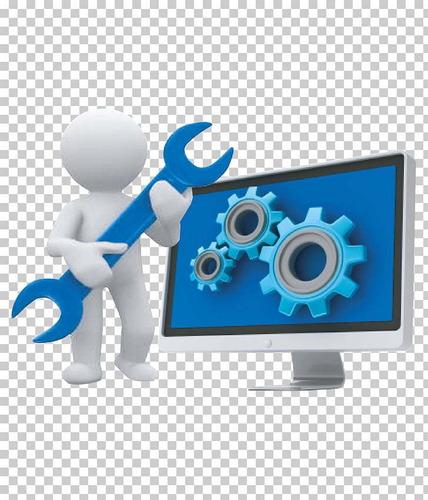 mantenimiento de equipos de computo y de oficina en general