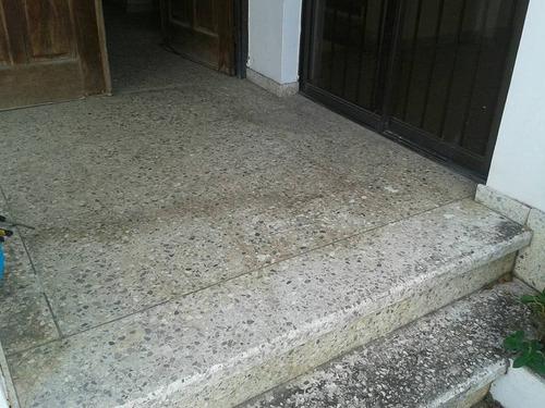 mantenimiento de escaleras ¿ brillado de pisos en granito