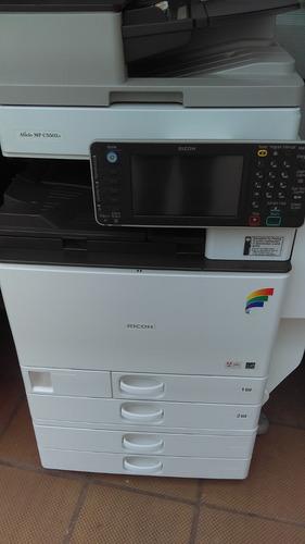 mantenimiento de fotocopiadora