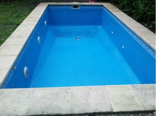 mantenimiento de piletas piscinas desagote limpieza pintura