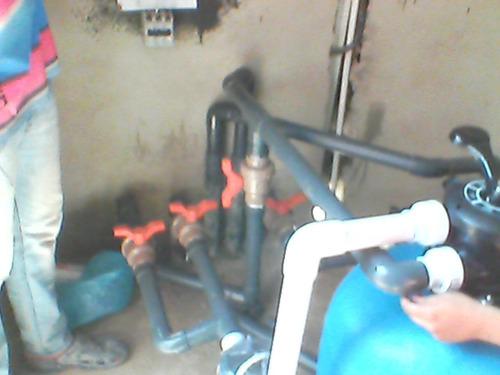 mantenimiento de piscina,construcción , remodelacion