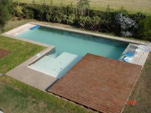 mantenimiento de piscinas, desagote, limpieza. zona norte