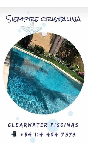 mantenimiento de piscinas limpieza pintura repastinado etc