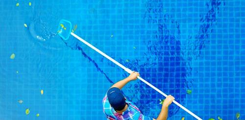 mantenimiento de piscinas / piletero