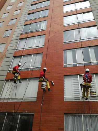 mantenimiento de pisos y fachadas