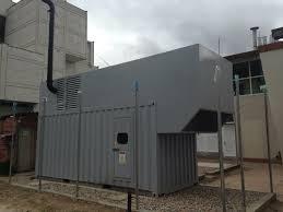 mantenimiento de plantas eléctricas