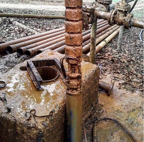 mantenimiento de pozos profundos