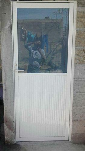 mantenimiento de puertas y ventanas de aluminio