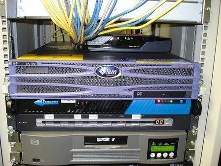 mantenimiento de servidores