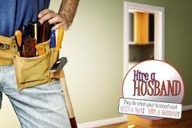 mantenimiento del hogar- marido a domicilio- vamos en el dia