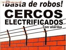mantenimiento e instalación de cerco electrico