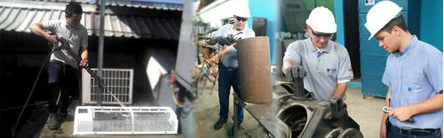 mantenimiento e instalación equipos de refrigeración y a/a