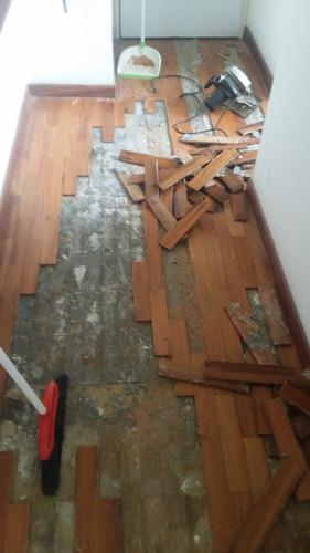 mantenimiento e instalación pisos de parquet o de madera