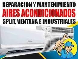 mantenimiento e instalaciones de aires acondicionados split
