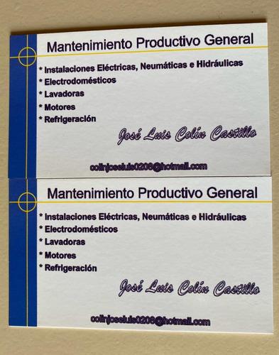 mantenimiento e instalaciones electrodomesticos y más
