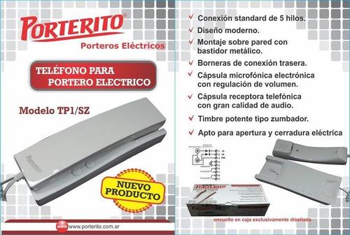 mantenimiento eléctrico para edificios, porteros eléctricos