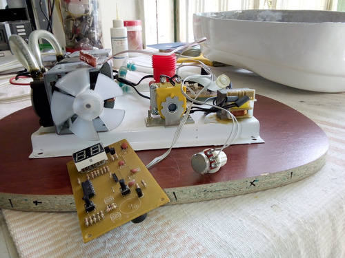 mantenimiento electronico a equipos médicos e industriales
